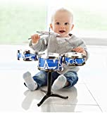 #9: Funny Teddy Mini Jazz Drum Musical Toy for Babies - Assorted Colors | Educational Toys | Birthday Gift