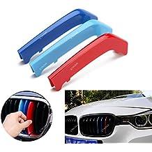 ICT Ronix M Style enfriador Barbacoa Clip Cover Tapa hebilla rayas Trim ABS 3Colores