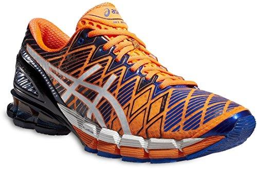 asics-zapatillas-performance-gel-kinsei-5-naranja-blanco-azul-eu-465-us-12