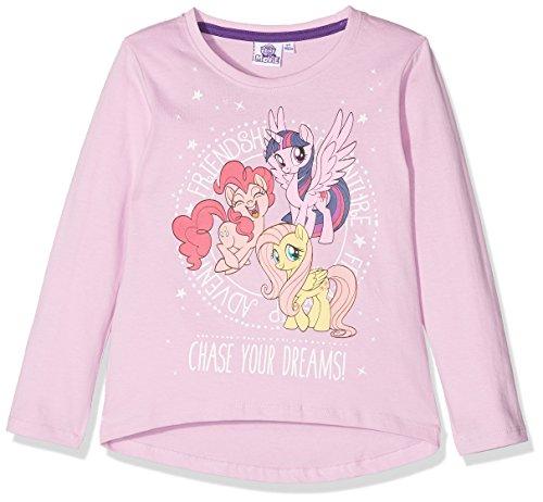 Bouquet Pansy (Mon Petit Poney Mädchen T-Shirt 161572, Violet (Orchid Bouquet (15-3412 TCX)/Pansy (19-3542 TCX)), 6 Jahre)