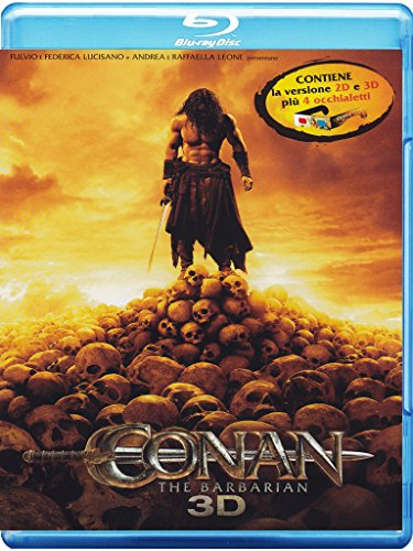 Conan - The barbarian(2D+3D)
