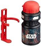 Disney STAR WARS Fahrradtrinkflasche mit Halter für Kinder