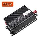 KKmoon Auto Wechselrichter Solar Wechselrichter DC 12V auf AC 230V 300W...