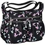 Best Travel Shoulder Bag For Women - Vbiger Women Cross-Body Bag Travel Shoulder Bag Splash-Proof Review