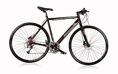 "Fitnessbike 28"" Tretwerk Subs 3.0 (2014) Schwarz 53cm, 54cm"