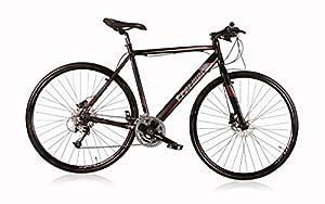 Fitnessbike 28 Tretwerk Subs 3.0 (2014) Schwarz 53cm, 54cm