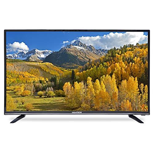 HIGHTRON 101.6 cm (40 Inches) Full HD LED TV L42FVC84U (Black) (model_year 2017)
