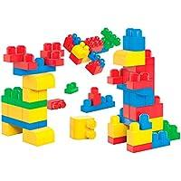 Mega Builders Lets Start Building, Multi Color