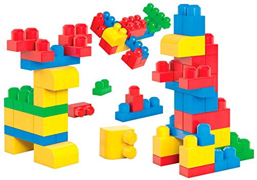 Maxi Mega Blocks Bag 40pc
