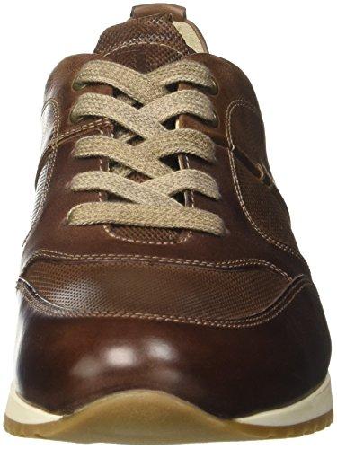 LLOYD Herren Baxley Sneaker Braun (Cigar/Lama)