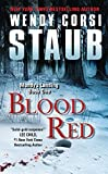 Front cover for the book Blood Red: Mundy's Landing Book One by Wendy Corsi Staub