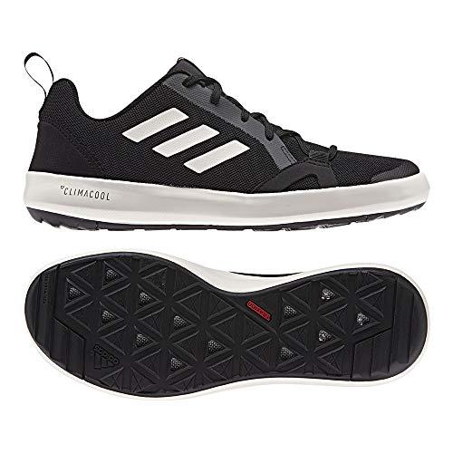 adidas Terrex CC Boat - Sneaker, Schuhgröße:46 2/3 (UK 11.5), Farbe:core Black/core White/core Black