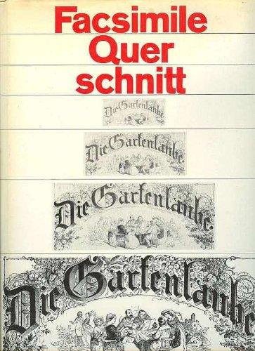 Gartenlaube Facsimile Querschnitt, 207 Seiten, toll bebildert,