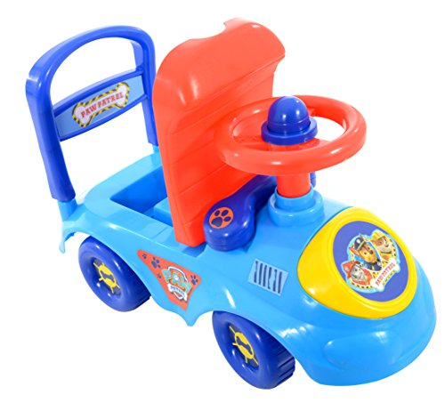 Image of Paw Patrol M07190 My First Sit and Ride Bike