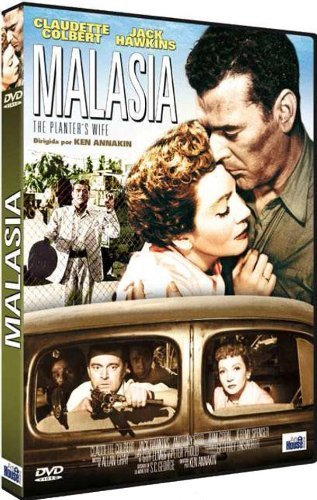 malasia-the-planters-wife-1952-spanien-import