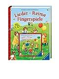 Lieder, Reime, Fingerspiele (mit CD)