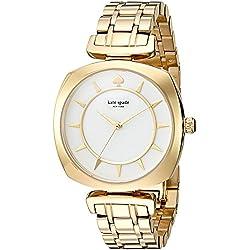Kate Spade New York Damen-Barrow Gold Watch ksw1227