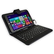 Billow X800IK 16GB Negro - Tablet (Minitableta, Windows, Convertible (extraíble), Windows 8.1, Negro, -10 - 65 °C)