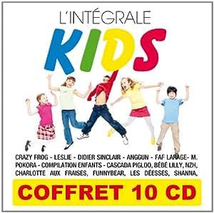 Integrale 10 Cd - Kids
