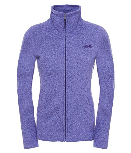purchase cheap 877fe fb06d The North Face Giacca in Pile da Donna Crescent Sunset Full Zip
