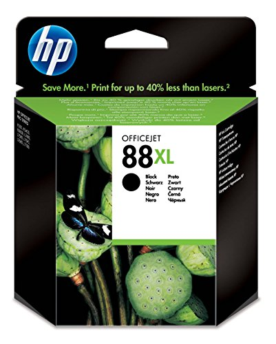 HP C9396AE - Cartucho de tinta, color negro