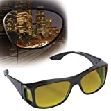 ClearVision HD Night Optics Wraparound Glasses by ClearVision