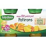 Blédina Potiron 2 x 130 g