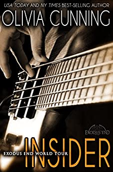 Insider (Exodus End World Tour Book 1) by [Cunning, Olivia]