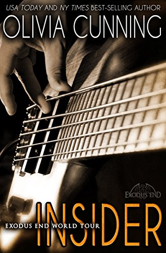 Insider (Exodus End World Tour Book 1)