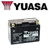BATTERIA YUASA YT9B-BS PER YAMAHA XP T-Max (SJ031/SJ051/SJ032/SJ034/SJ052), usato usato  Spedito ovunque in Italia