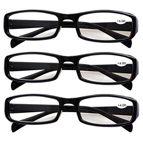 Southern Seas 3 paires de lunettes de lecture Unisexe