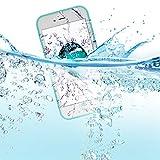 iPhone 5/5s/se Étanche Coque,Étui Imperméable, Étui Antipoussière,Anti Neige, Antichoc,360 Scellé De Protection Robuste pour Apple iPhone 5/5s/se