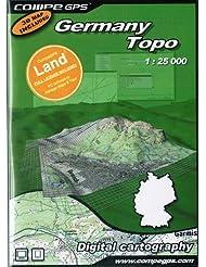 CompeGPS Land + Topo D (Software)