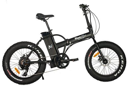 Vélo électrique Moovway Fat Bike