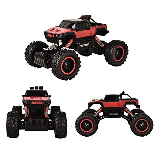 HUKOER Rock Crawler RC Car - 4x4 Remote Control Car for sale  Delivered anywhere in Ireland