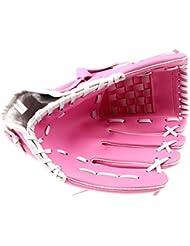 Sharplace Gants De baseball Pour Joue Au Softball Durable Facile à Porter Protection De Main