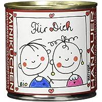 """Hanauer Minikuchen Erdbeer-Cranberry""""Für Dich"""", 1er Pack (1 x 170 g)"""