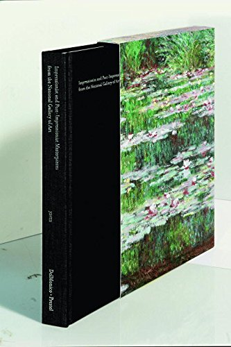 Impressionist and Post-Impressionist Masterpieces from The National Gallery of Art (Slipcase)