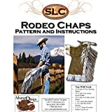 Leather Rodeo Chaps Pattern/Instructions