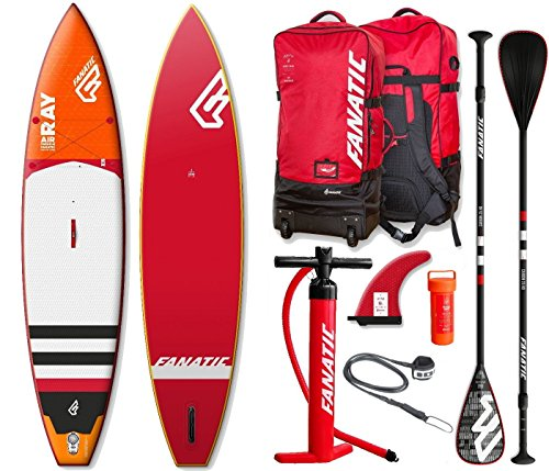 Fanatic Ray Air Touring Premium 12.6 inflatable SUP Win… | 04211058192371
