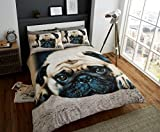 Best Sweet Home Collection Sheet and Pillowcase Sets - Gaveno Cavailia Premium Colleciton 3D Sweet Pug Set Review