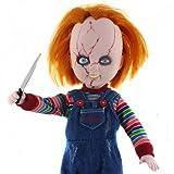 Mezco-Living Dead Dolls Puppe Chucky (Child 's Play) 25cm