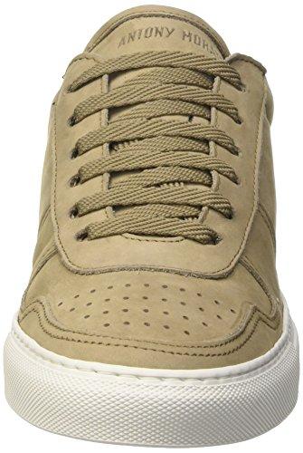 Antony Morato Mmfw00757-le300004, Sneaker a Collo Basso Uomo Beige (Corda)