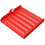 Rishil World 220V 60pcs Eggs Turner Automatic Chicken Quail Bird Poultry Egg Incubator Tray
