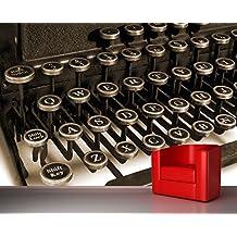 Bilderdepot24 Fotomural Máquina de Escribir - Sepia 270x180 cm - Directamente Desde el Fabricante