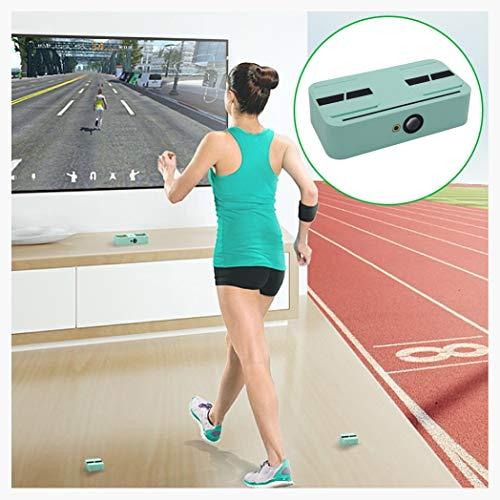 DIMOCHEN Laufband, Indoor-Fitness, Smart-Home-Laufband Faul, Aufladen Bluetooth APP, Sport Fitness Gewichtsverlust Ausrüstung