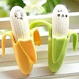 Novelty Stationery Banana Expression Radierer For Kids 2 St?ck