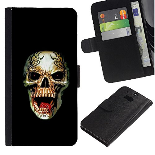 zcell-htc-one-m8-rogue-metal-heavy-rock-black-skull-wallet-cuir-pu-coverture-shell-armure-coque-coq-