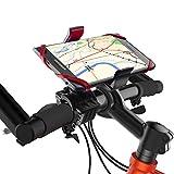 Soporte Móvil Bicicleta, Migimi Motocicleta soporte de manillar de bicicleta de montaje en teléfono, Abrazadera de la Diapositiva-prueba para Los Leléfonos Inteligentes Universales, iOS GPS Androide