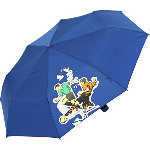 Derby Mini light Kids - Plegable azul fútbol 90 cm
